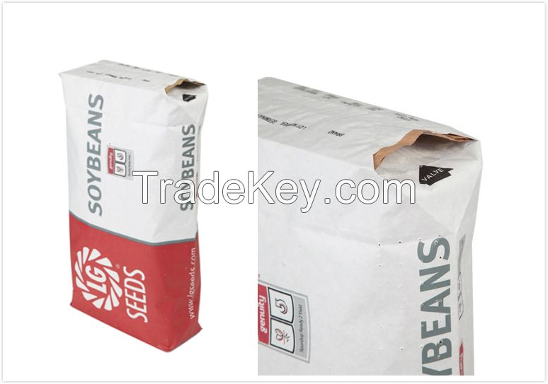 Corn Bag, Poly Valve Bag, PP Bag, Packing Bag, Woven bag, FFS, cement sacks for Aggregate, Stone, Chips Or Pebbles, rice, corn, feeds