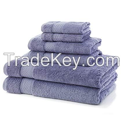 100% Egyptian cotton towels