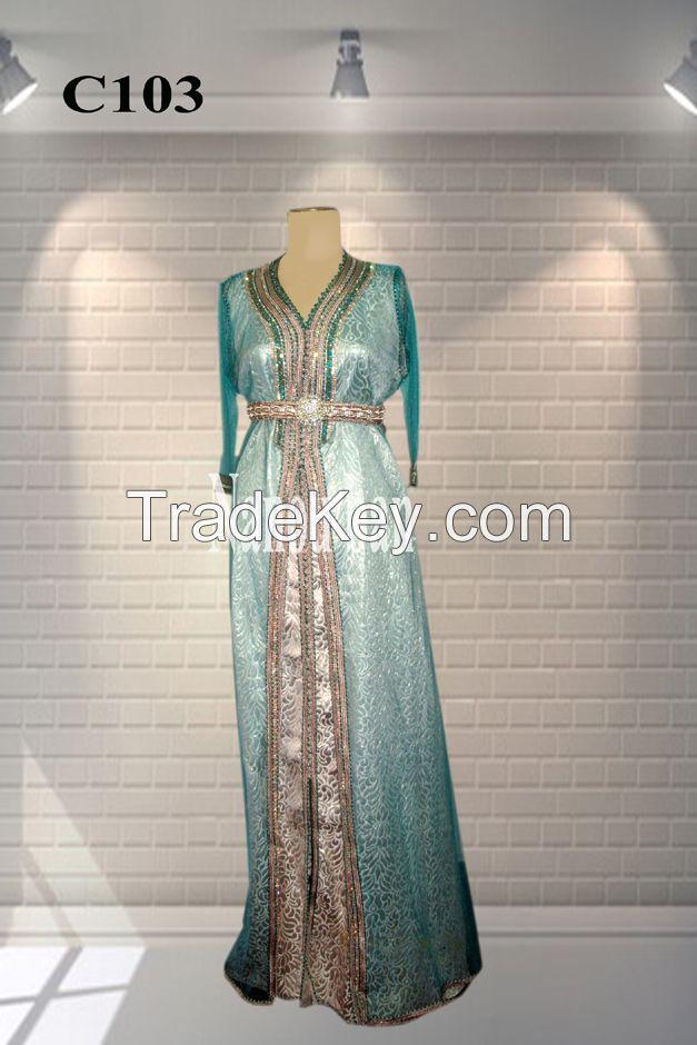 Wedding Dresses - Evening - Kaftan Evening and Wedding