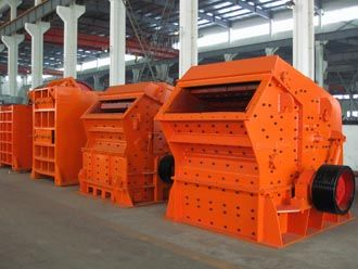PF Series High Energy-Efficiency Impact Crusher for Metallurgy Mining Industry