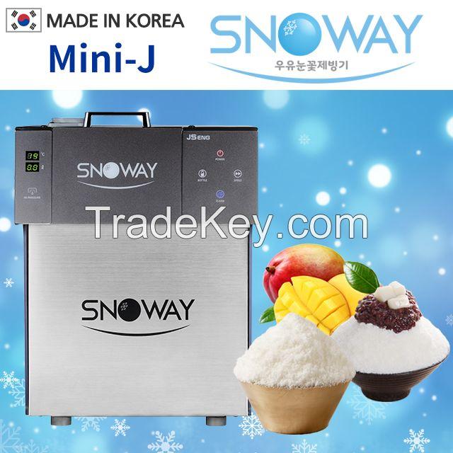 Snow flake ice machine, Bingsu machine, Ice shaver machine