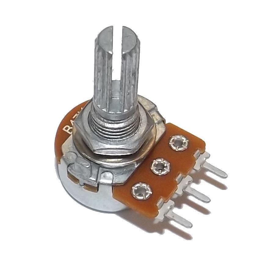 PCB potentiometer B10K Linear for amplifer, car audio, volume control