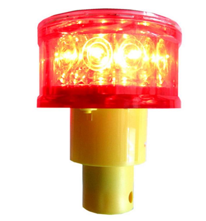 Traffic cone light, LED roadblock light, Traffic cone LED flashing lights for road construction TT101