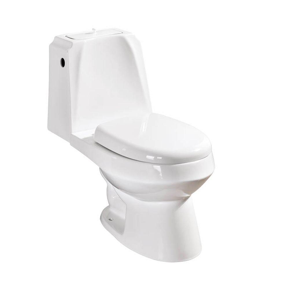 3#Two Pieces Toilet