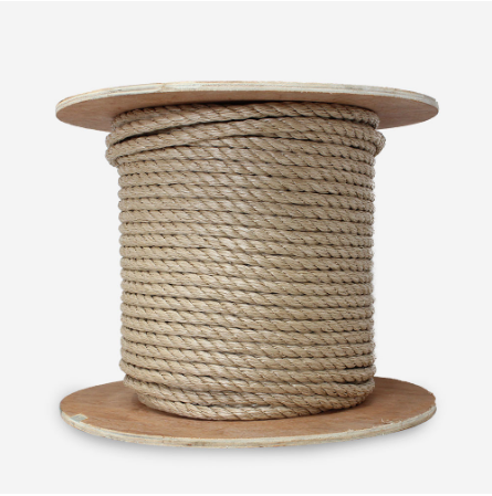 Jute Rope Jute Twisted Cord 100% Recyclable 3~60MM