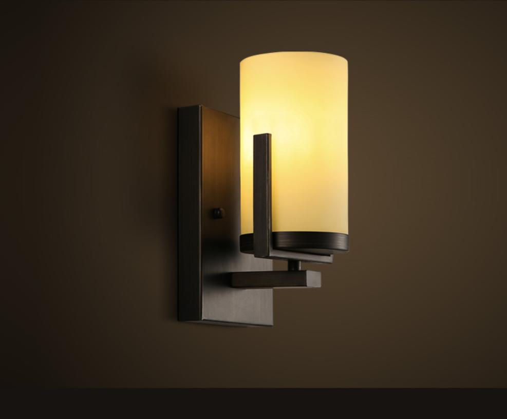 Candlestick Led wall lamp