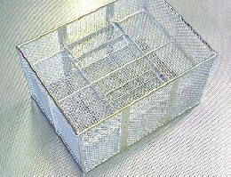 Stainless Steel Wire Netting Basket