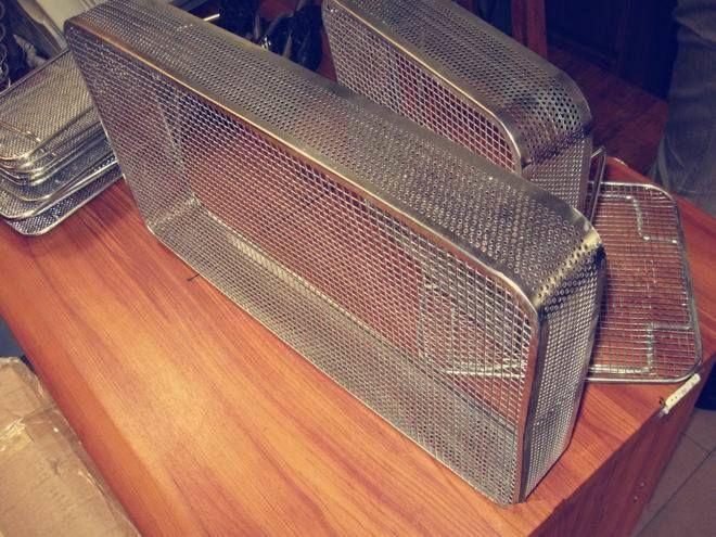 Stainless Steel Fine Mesh Basket