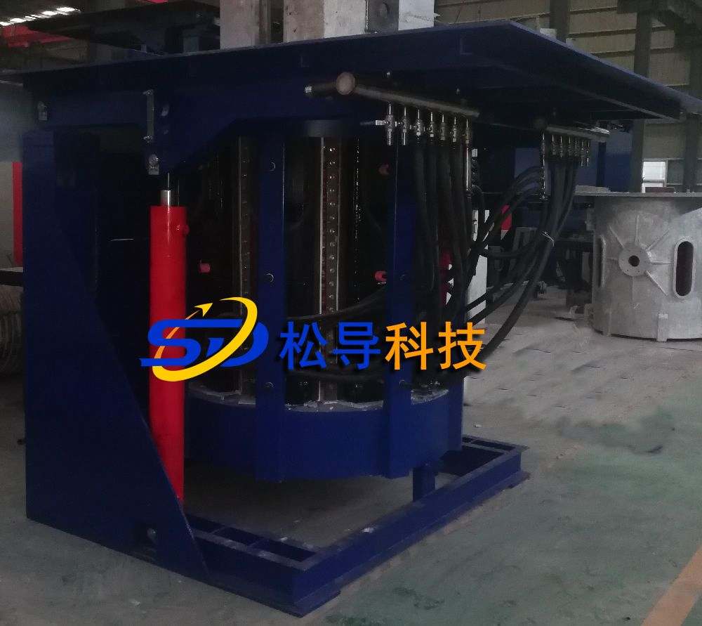 5T  2 simultaneous iron furnaces