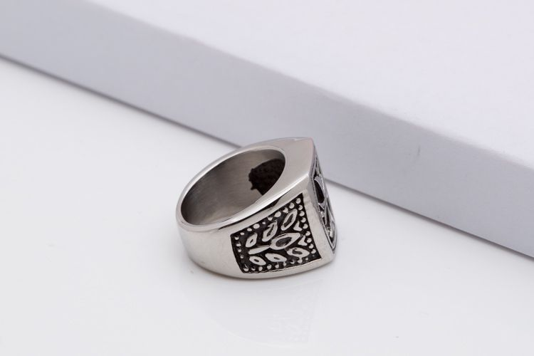 Sterling Silver Jewelry Stainless steel ring