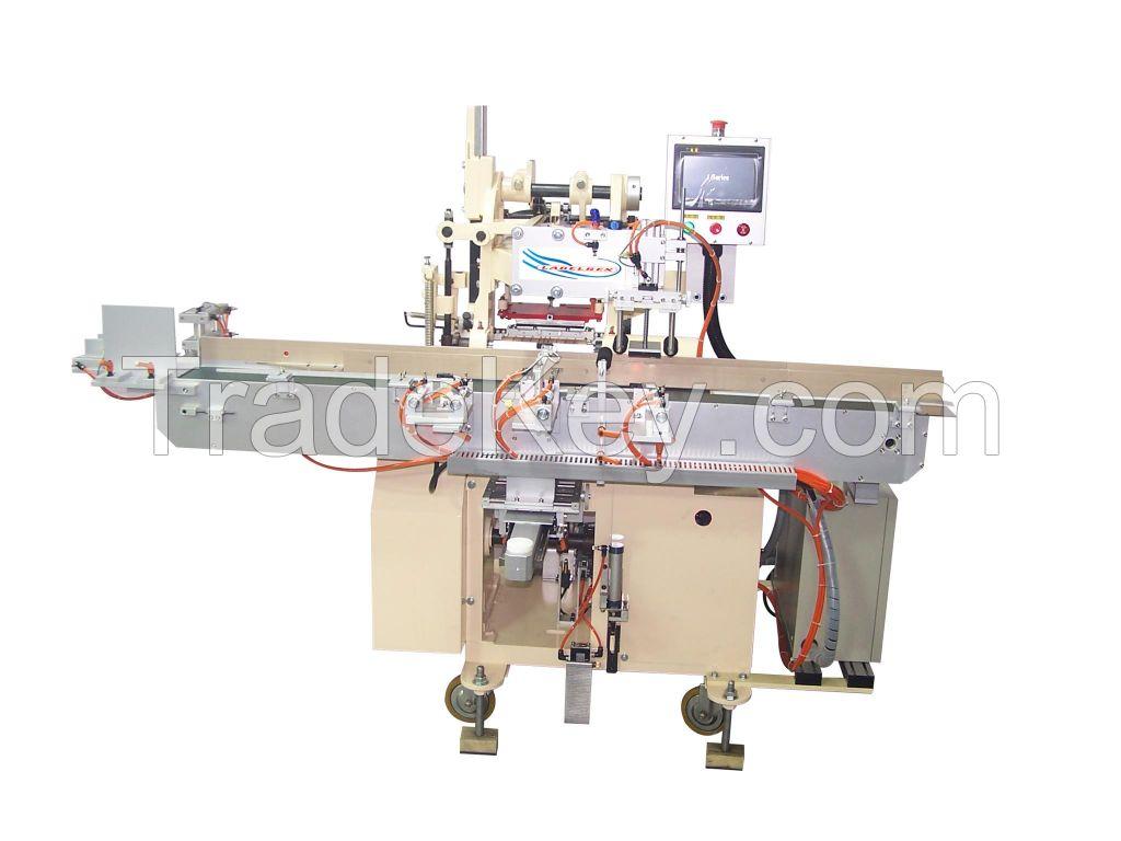 CL 1066 Automatic Cold Glue Hot Melt Glue Labeling Machine