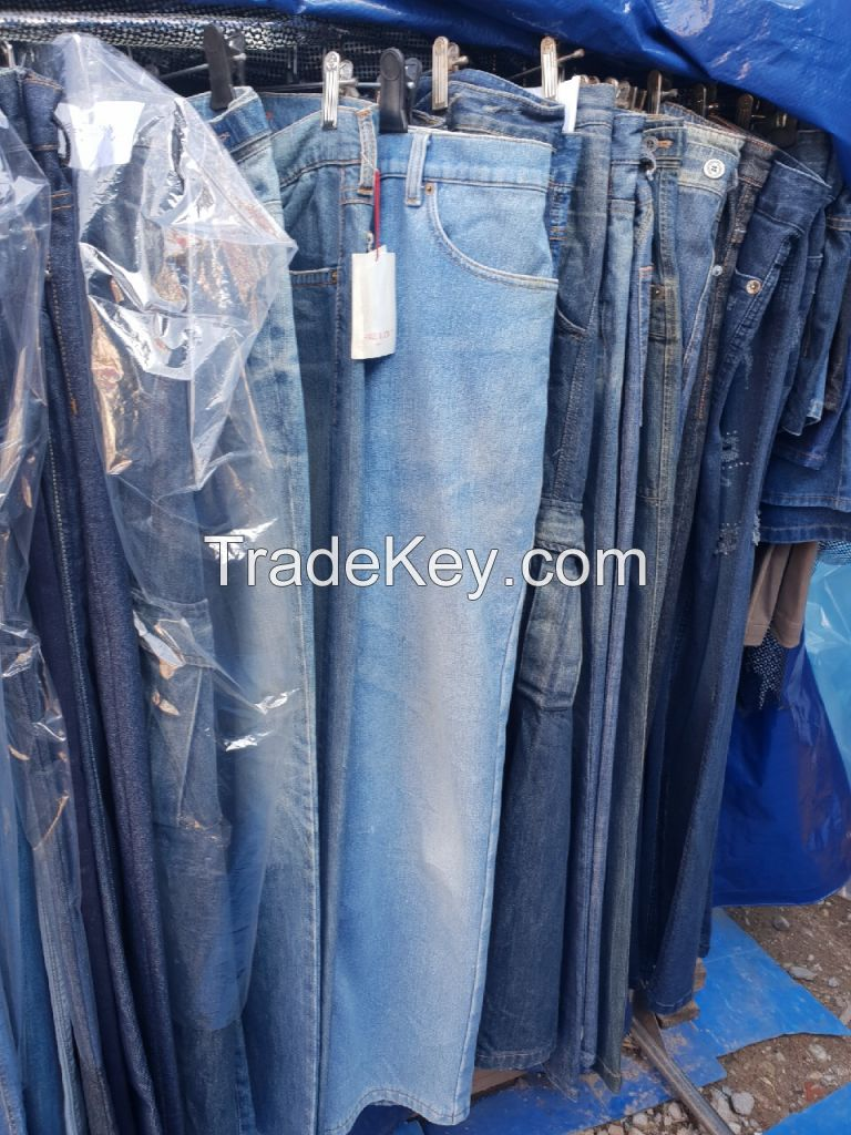 High-quality second-hand clothing in South Korea