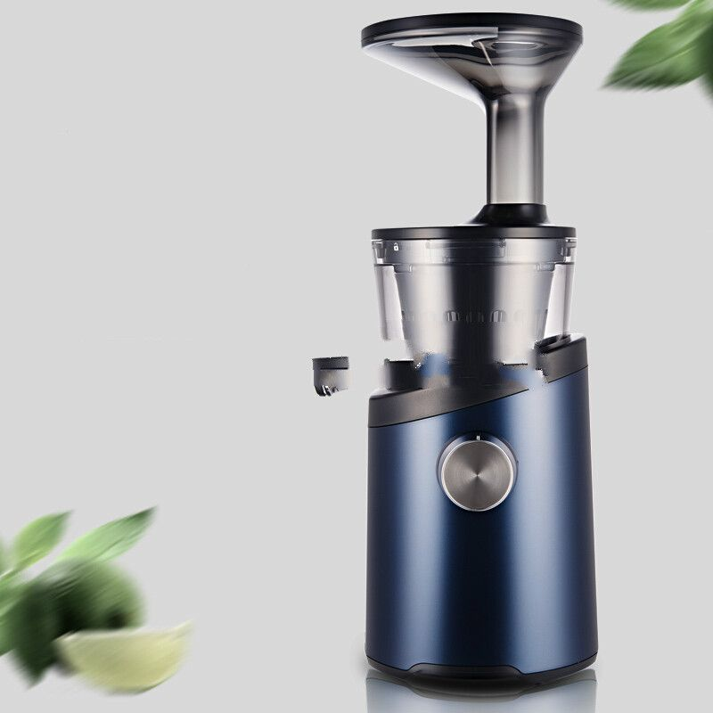 H-101-dnbia01 original juice machine, innovated without net, South Korea imported multi-functional low-speed juicer, blue flame
