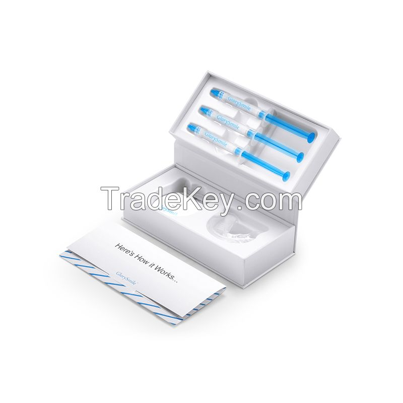 Professional Teeth Whitening Kit Gel Non-Peroxide Clinic Use