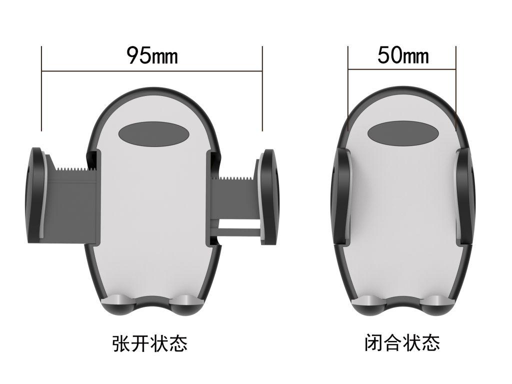 Hot wholesale universal car air vent mount car phone holder