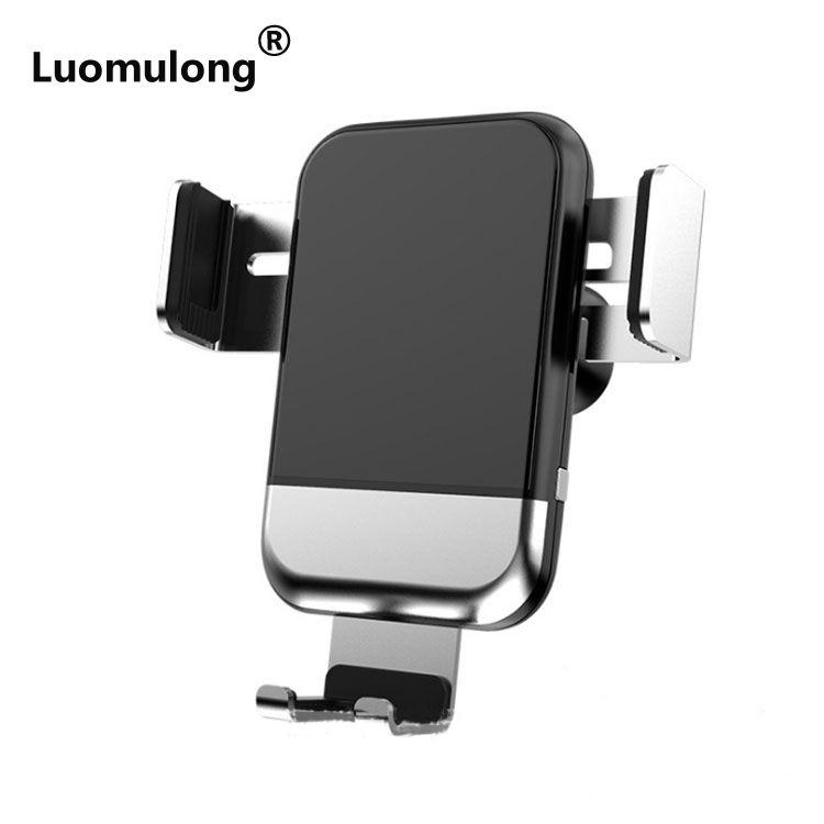 Automatic Gravity Sensing Car Wireless Charging Holder