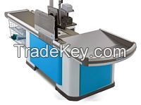 Belt Checkout counters
