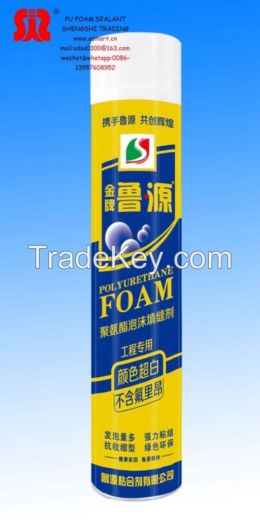 pu foam glue