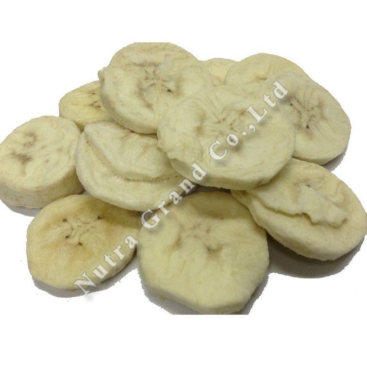 Freeze Dried Banana Thailand