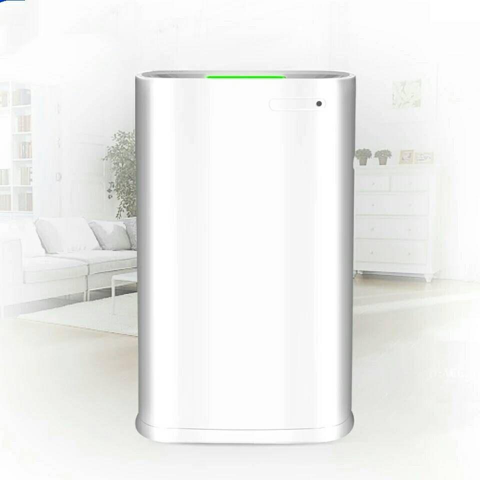 Solar lonic air purifier