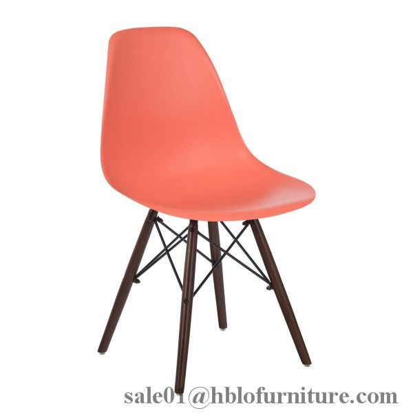 nordic modern leidure Eames dining chair