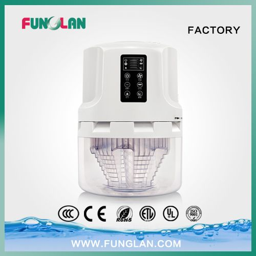 Home Air Purifier Air Cleaner KJG178 unique water washing air system  negative ion
