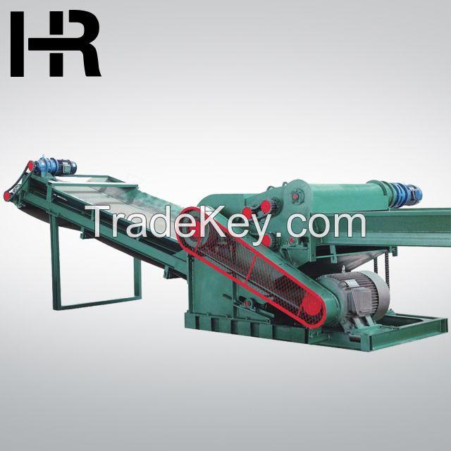 sawdust extruder machine