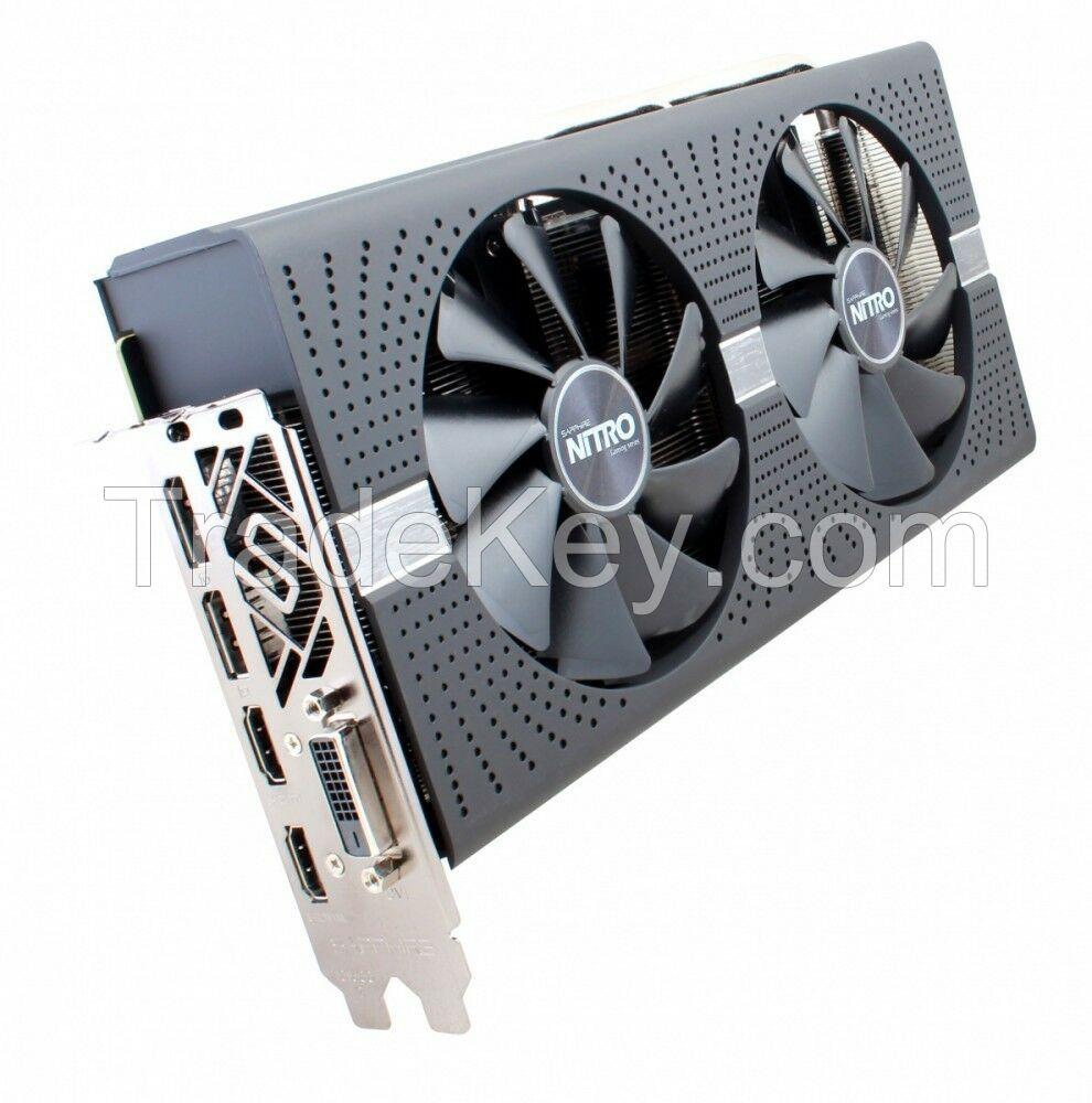 SAPPHIRE AMD Radeon NITRO+ RX 580 8GB