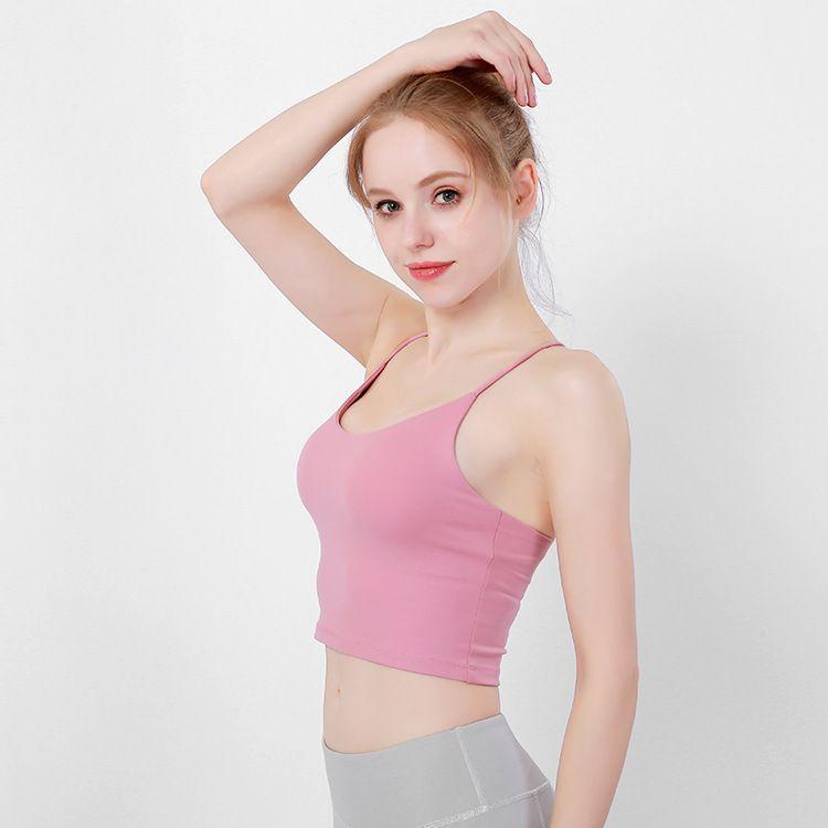Hot sale sport yoga vest bra safety quick dry sxy bra