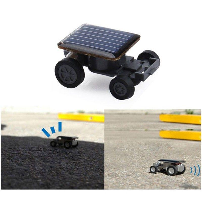 Solar Power Car High Quality Mini Toy Car Racer Educational Gadget