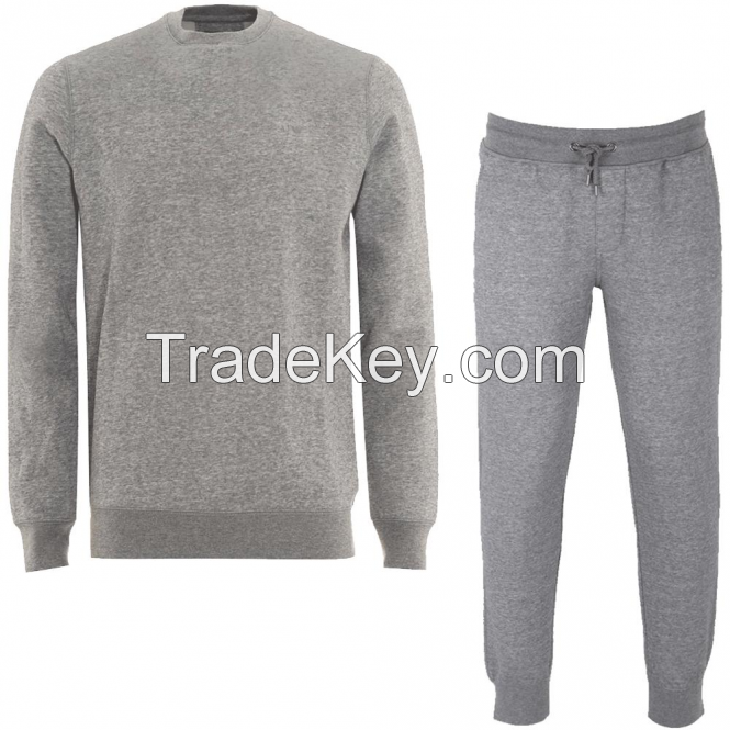 COTTON FLEECE SWEAT SUIT