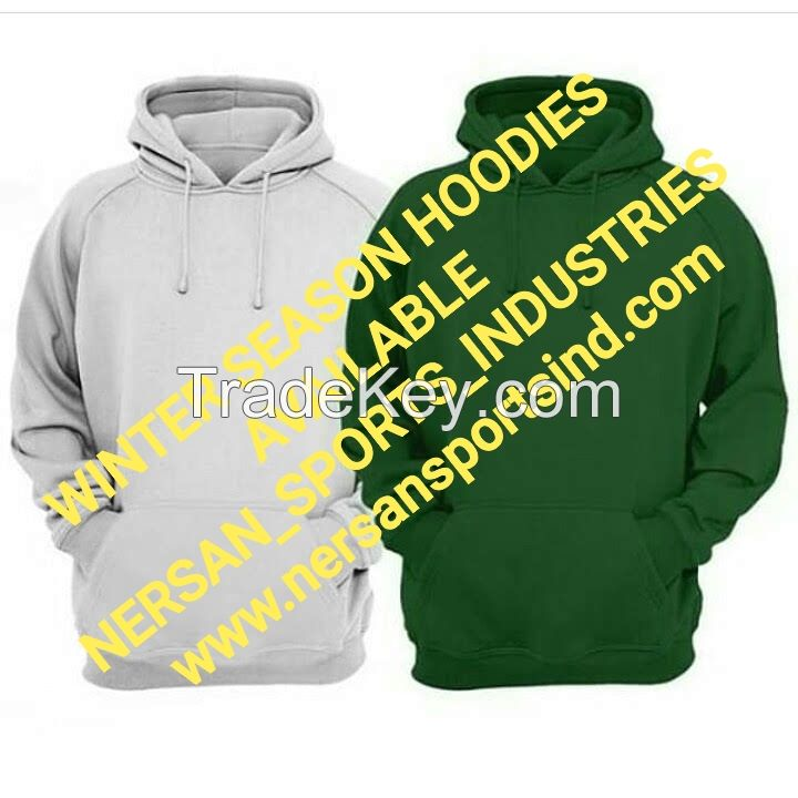JUMPER AND ZIPPER HOODIES AVAILABLE
