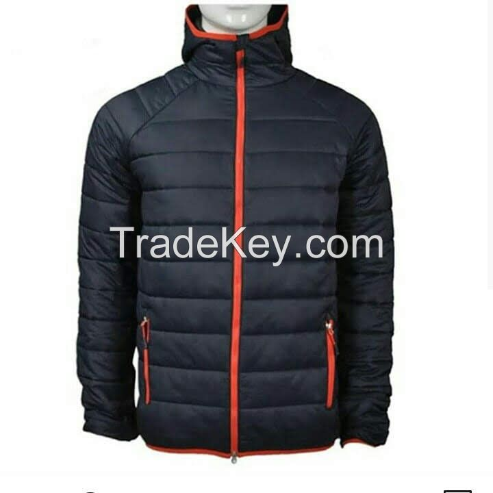 FULL SLEEVE PUFFER JACKET