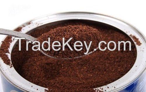 Neutral taste ground coffee - 24 months shelf life