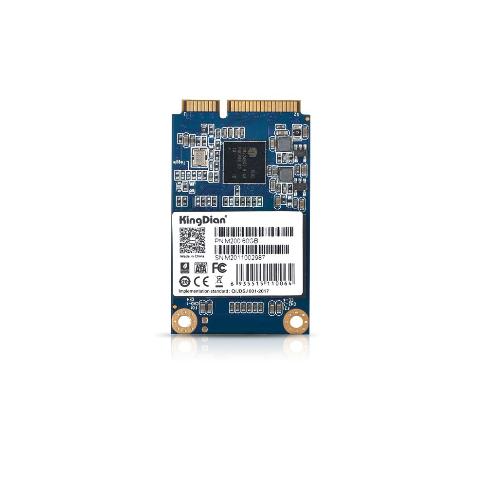 Kingdian Mlc Flash 60/64Gb Solid State Drive Disk