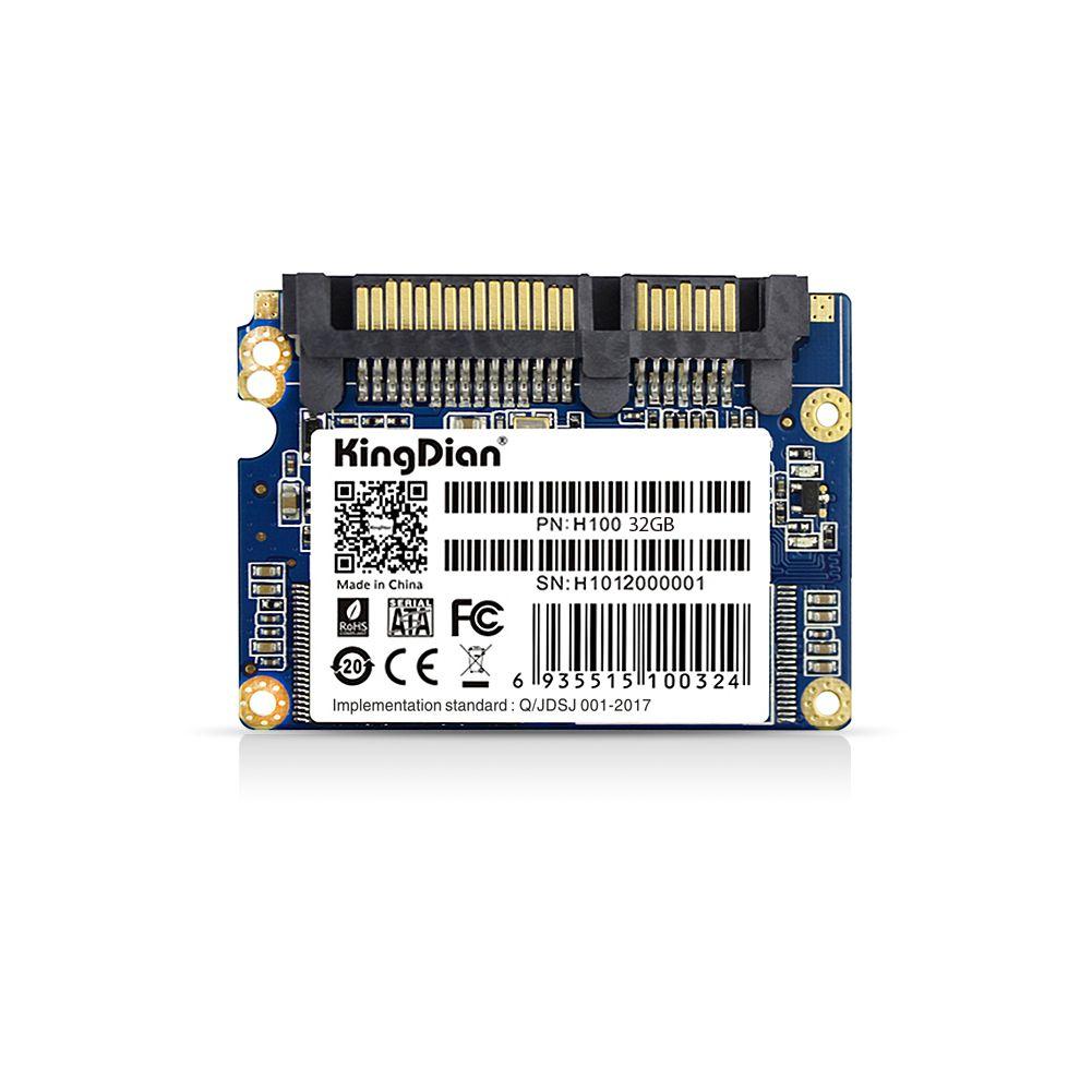 Half Slim Sata Module 32GB Solid State Drive SSD Hard Disk