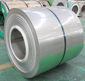 stainless steel coils   Stainless steel