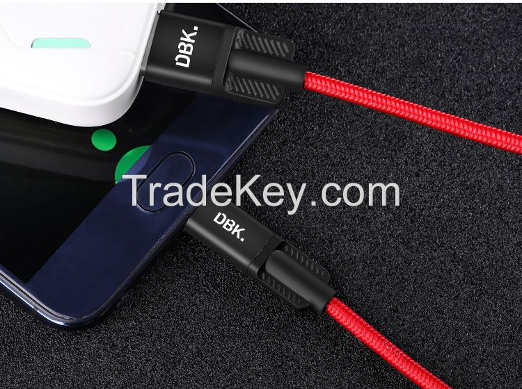 CM-UT01 USB to Type-c braided data cable