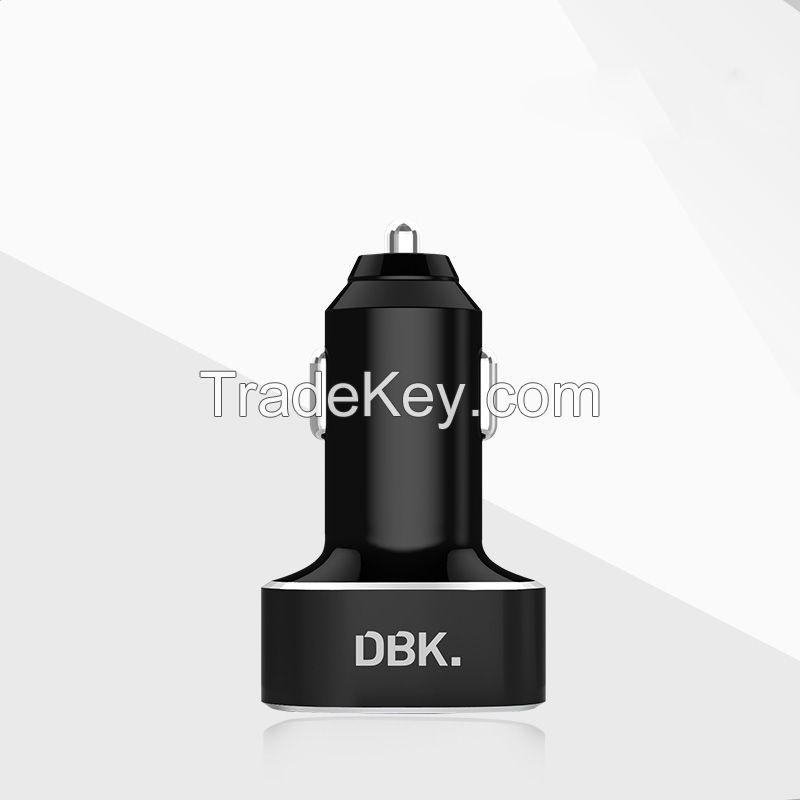 DBK CC03 5.1A 3 USB Ports Car Charger