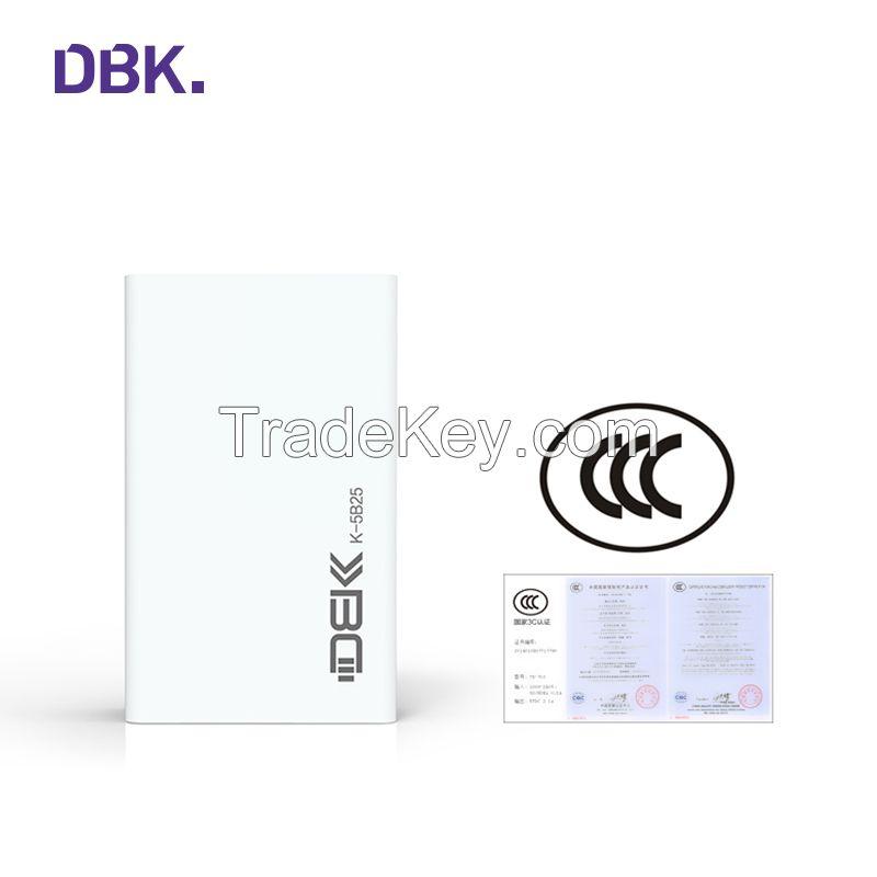 DBK 5B25 Five USB Multi-port Charger