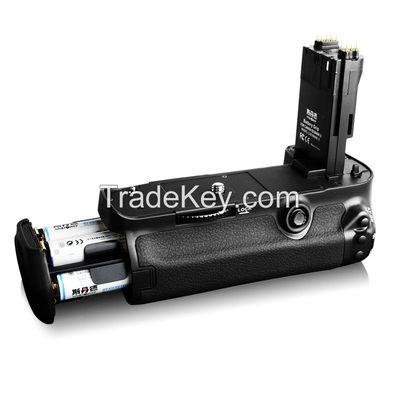 Sidande 5D3 Battery Grip Holder for Canon 5D Mark III Digital SLR Cameras