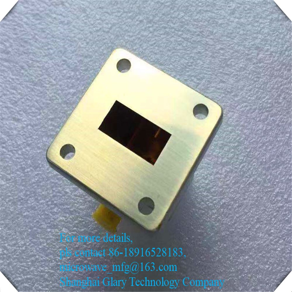 Waveguide to Coaxial Adapter for Horn Antenna