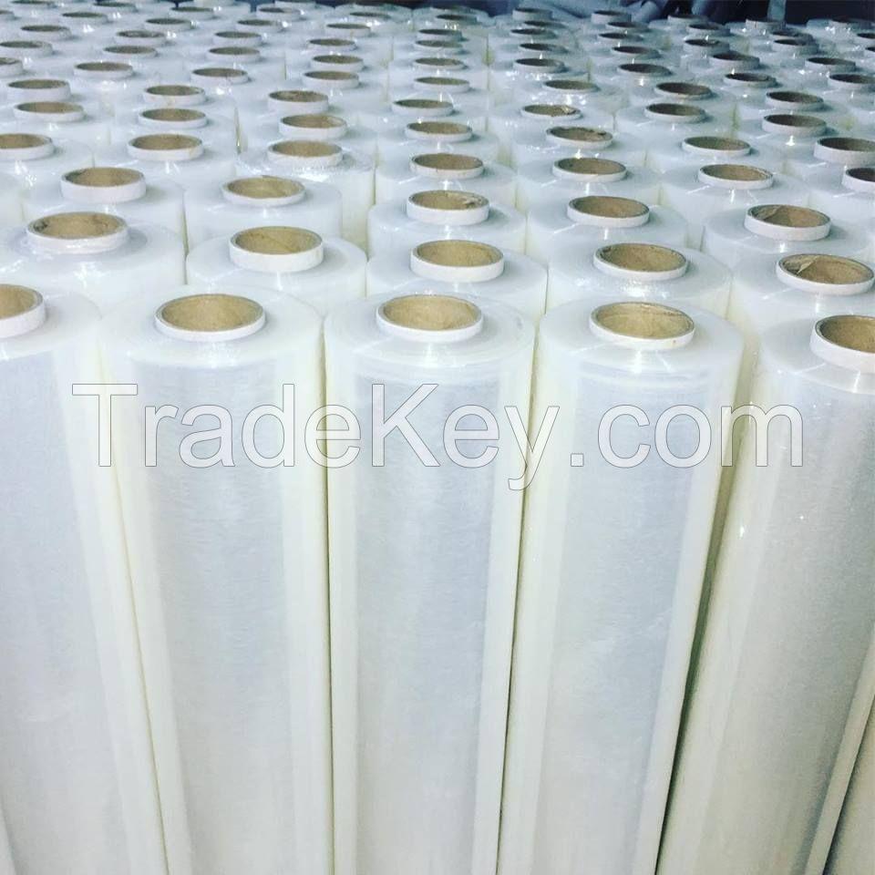 LLDPE Stretch film Plastic