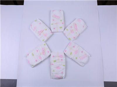 Economic cheep sleep baby diapers size S