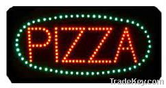 Led Pizza Signs / Pizza led signs