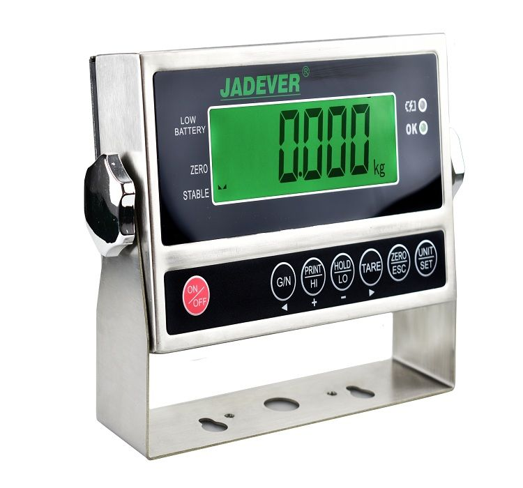 JIK-4 Stainless Steel weighing scale indicator