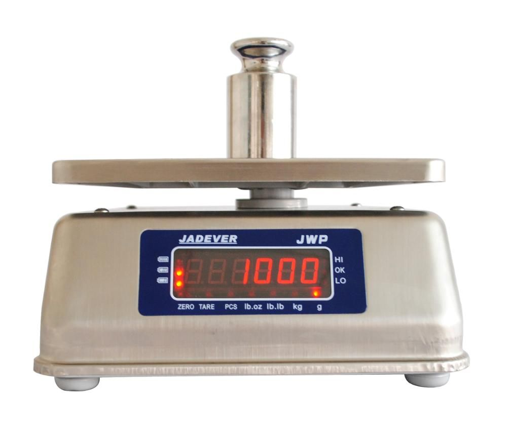 JWP High Quality waterproof  Electronic Digital Weighing Scale