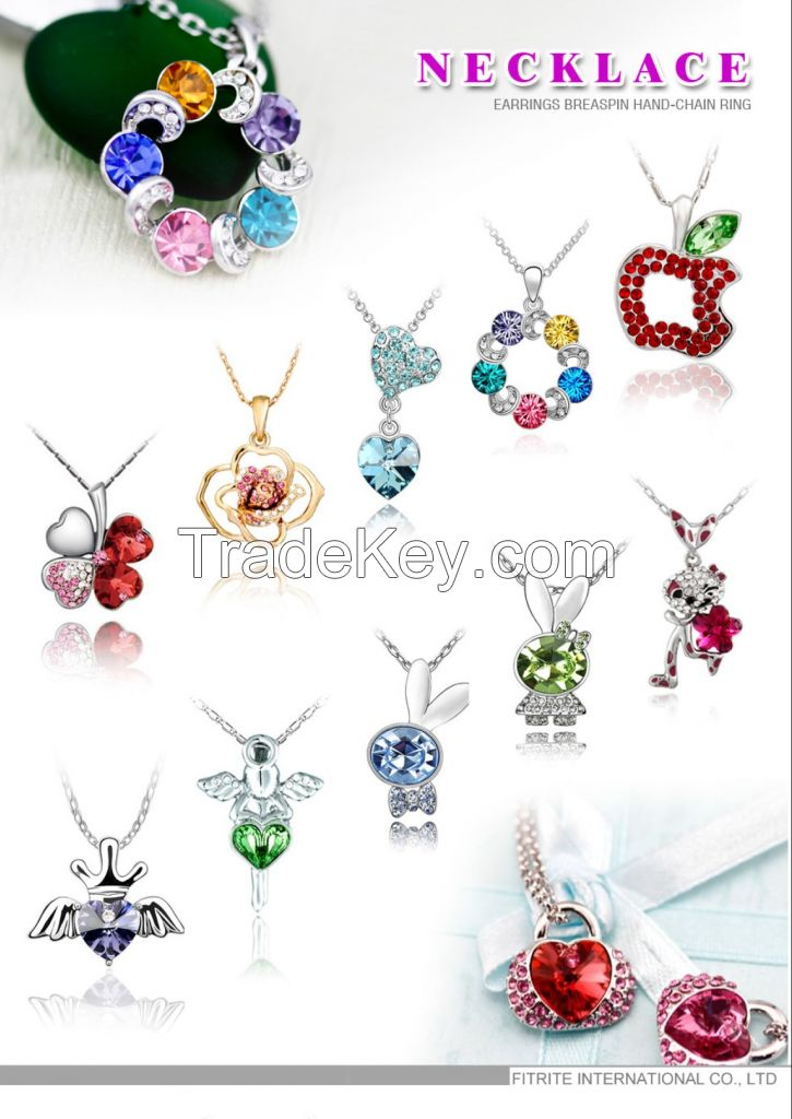 Pendants, Necklaces