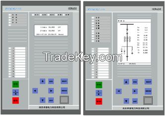IER650 Voltage And Transformer Protection Relay