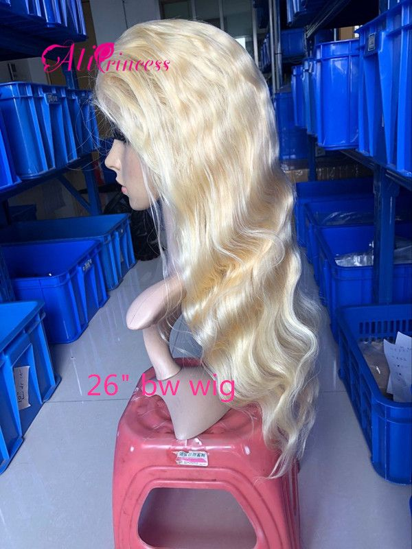 #613 Blonde Full Lace Wig